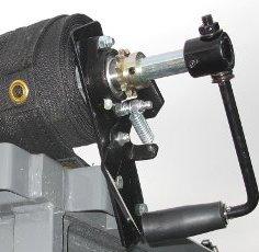 Heavy Duty Dump Trailer Tarp Roller Kit 7 X15