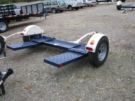 brand new tow dolly master tow model 80thd heavy duty tow