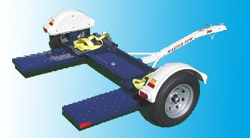 Brand New Heavy Duty Tow Dolly With Hydraulic Surge Brakes