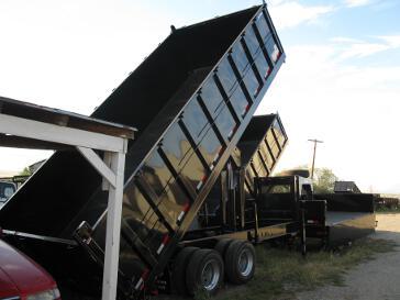 Walton Premium 30k Dump Trailer Dump Trailer Goose Neck
